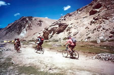 Leh Ladkah Cycling Tour with Exotic Asia Travels - 2
