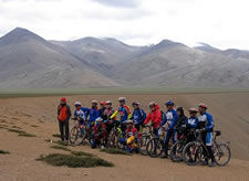 Leh Ladkah Cycling Tour with Exotic Asia Travels - 3