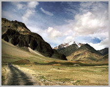 Leh Ladkah Cycling Tour with Exotic Asia Travels - Manali